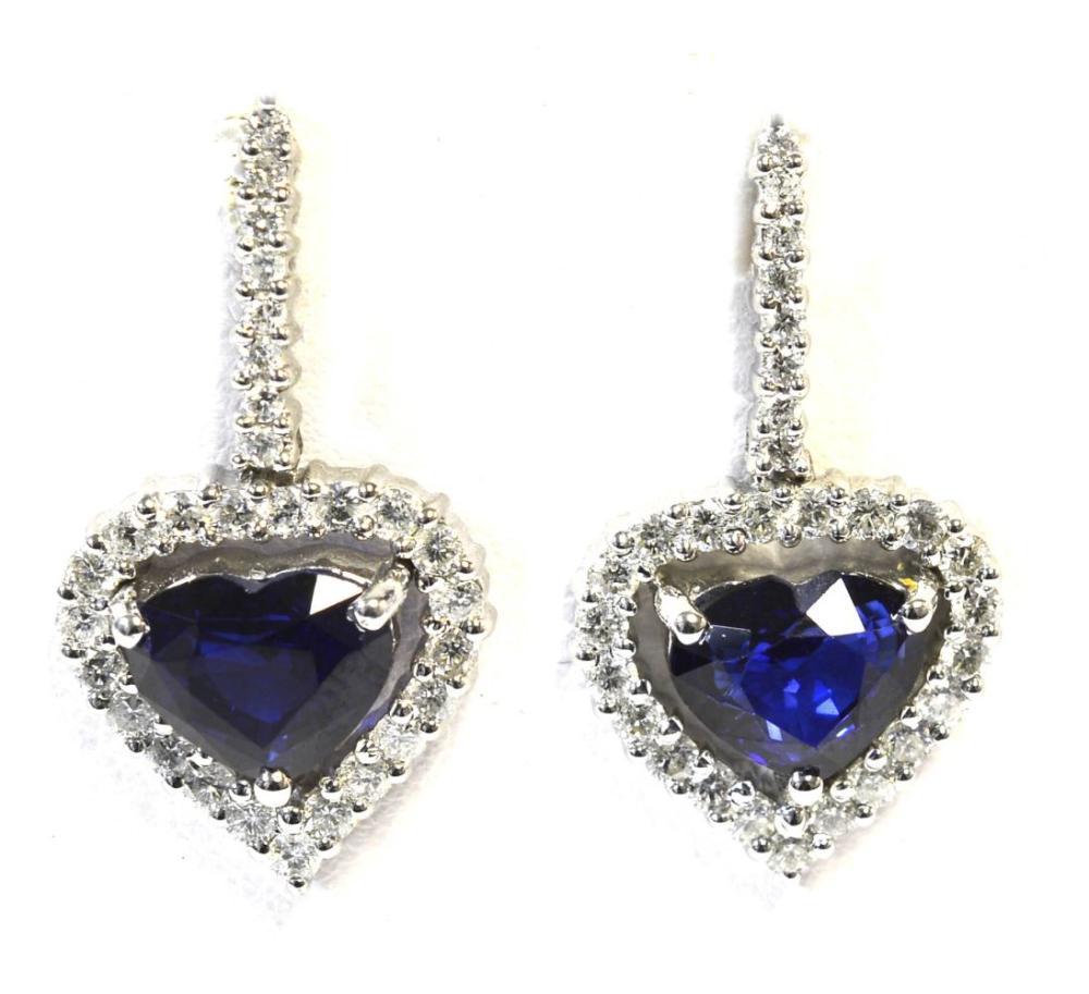 Sapphires 4.35 carats