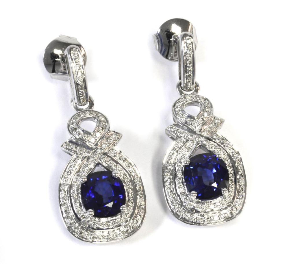 Sapphires 3.30 carats