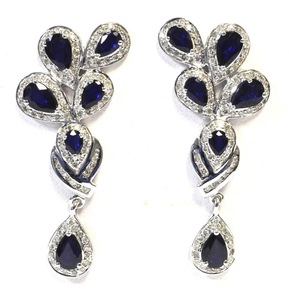 Sapphires 4.40 carats