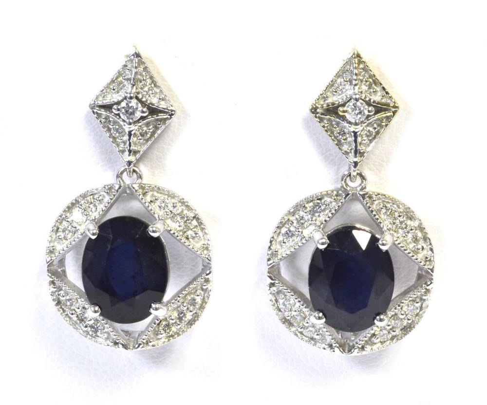 Sapphires 9.40 carats