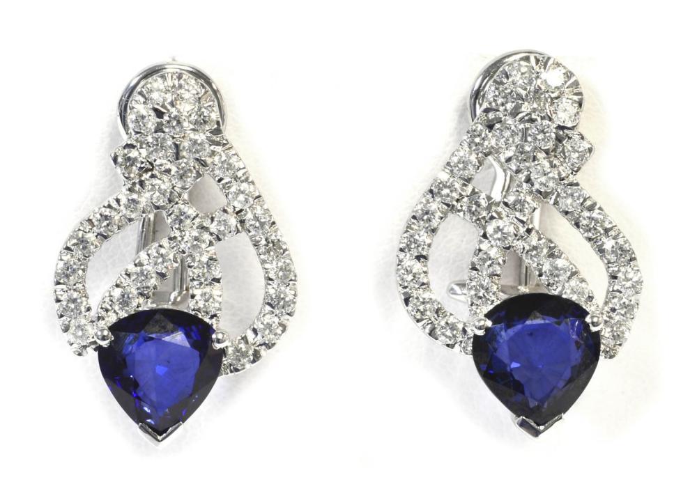Sapphires 4.15 carats