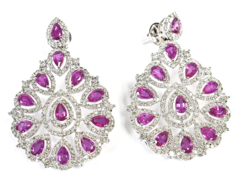 Rubies 7.90 carats