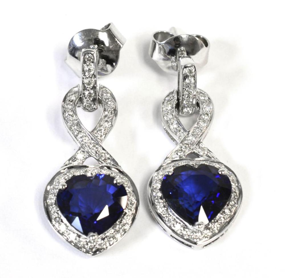 Sapphires 4.25 carats