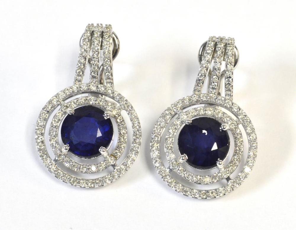 Sapphires 7.95 carats