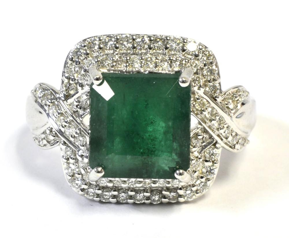 Emerald 4.50 carat