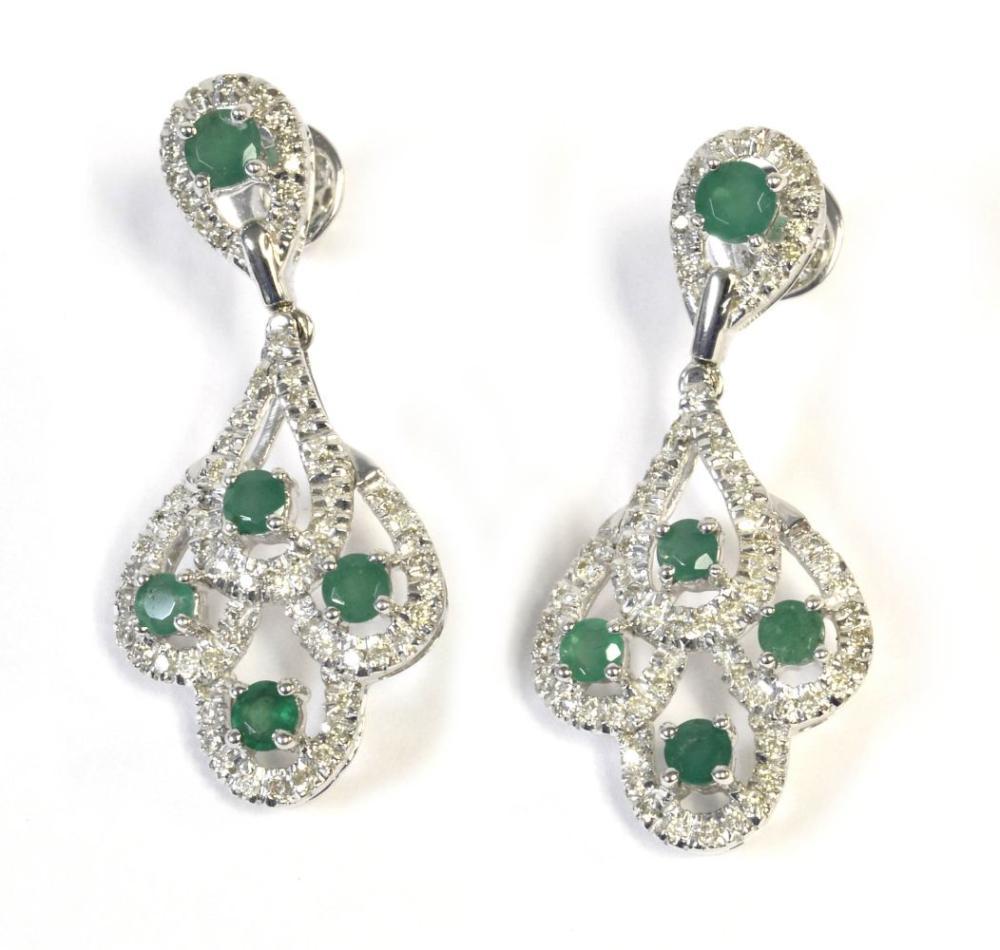 Emeralds 1.40 carats