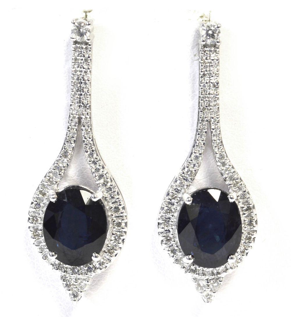 Sapphires 9.30 carats