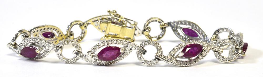 Rubies 4.40 carats