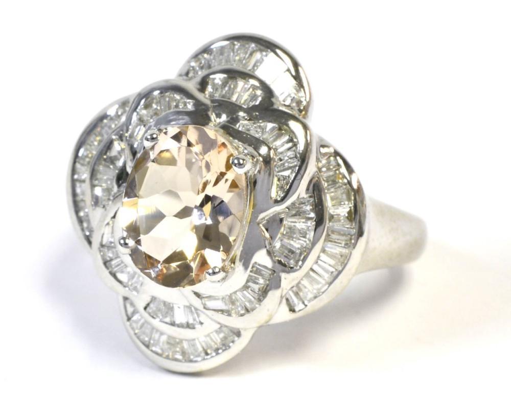 Morganite 1.45 carat