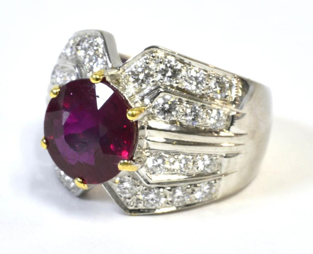 Ruby 2.70 carat