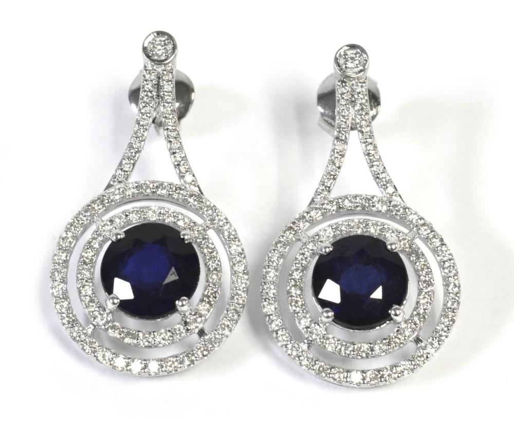 Sapphires 6.75 carats