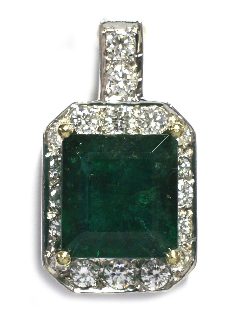 Emerald 2.77 carat
