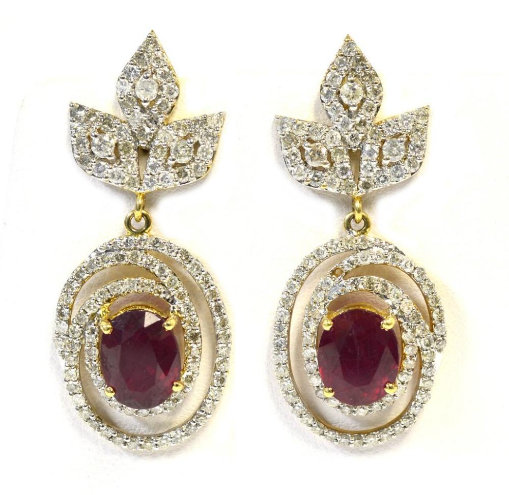 Rubies 8.30 carats