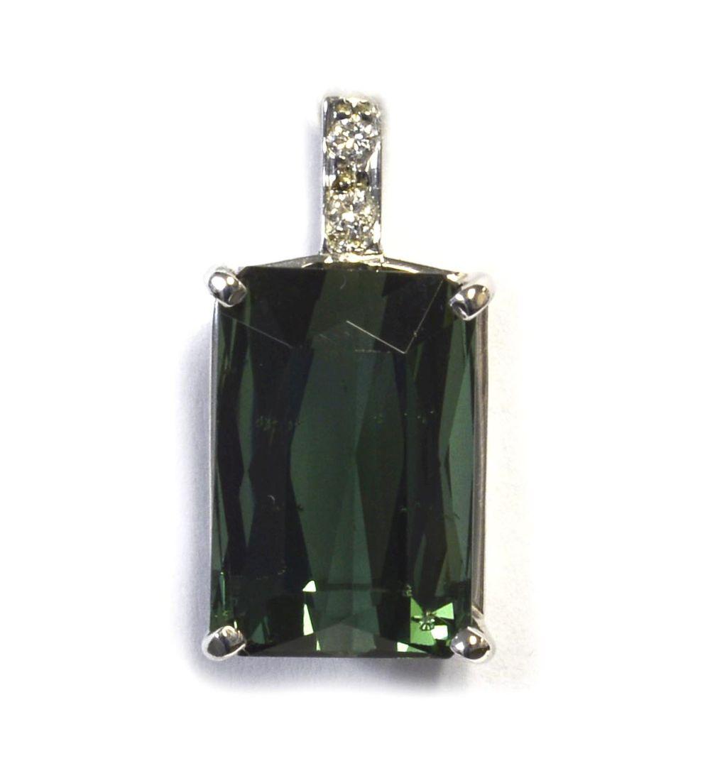 Tourmaline 10.72 carat