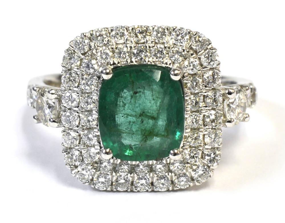 Emerald 1.60 carat