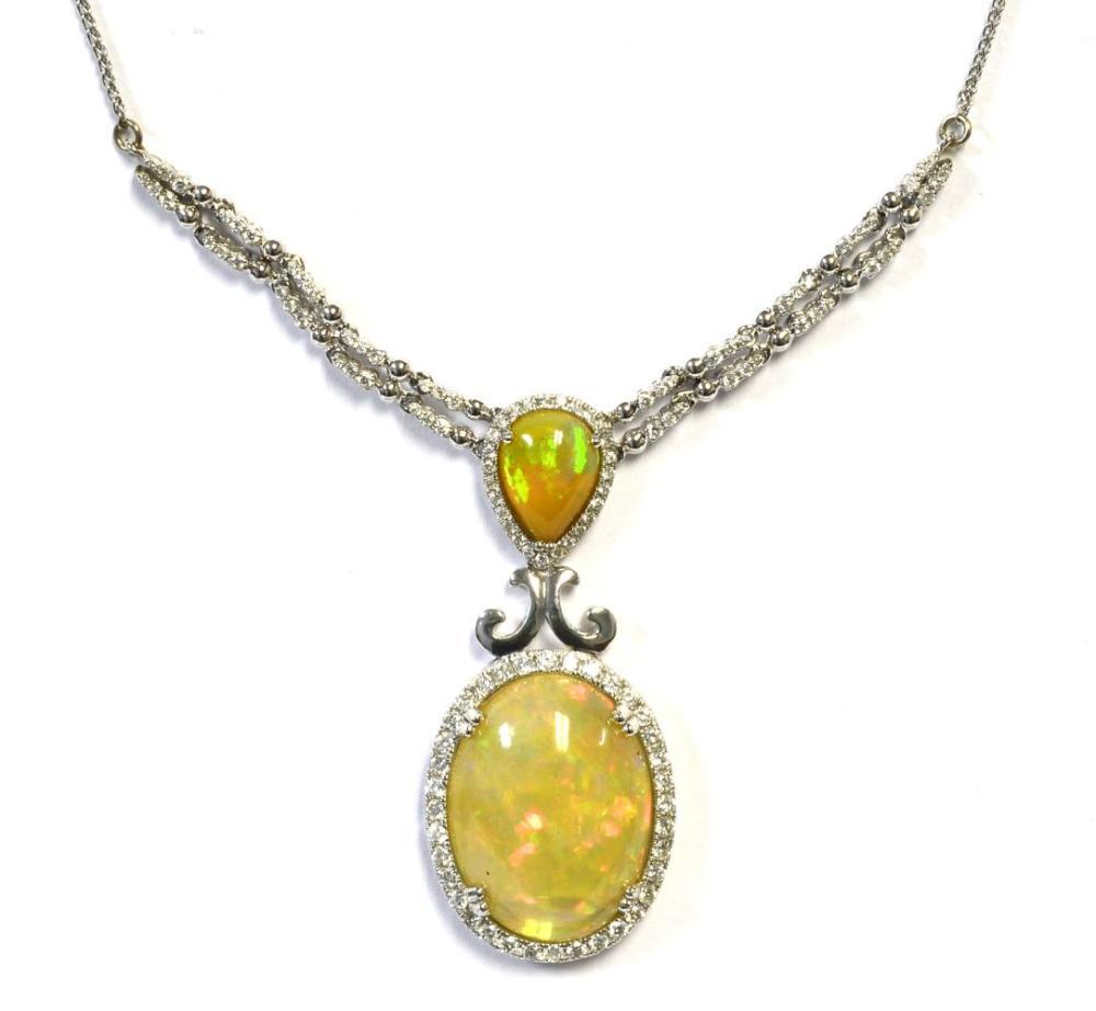 Opals 12.35 carats