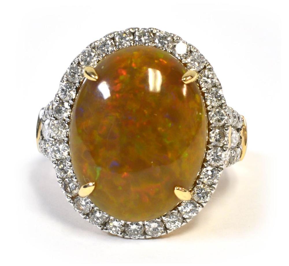 Opal 8.10 carat