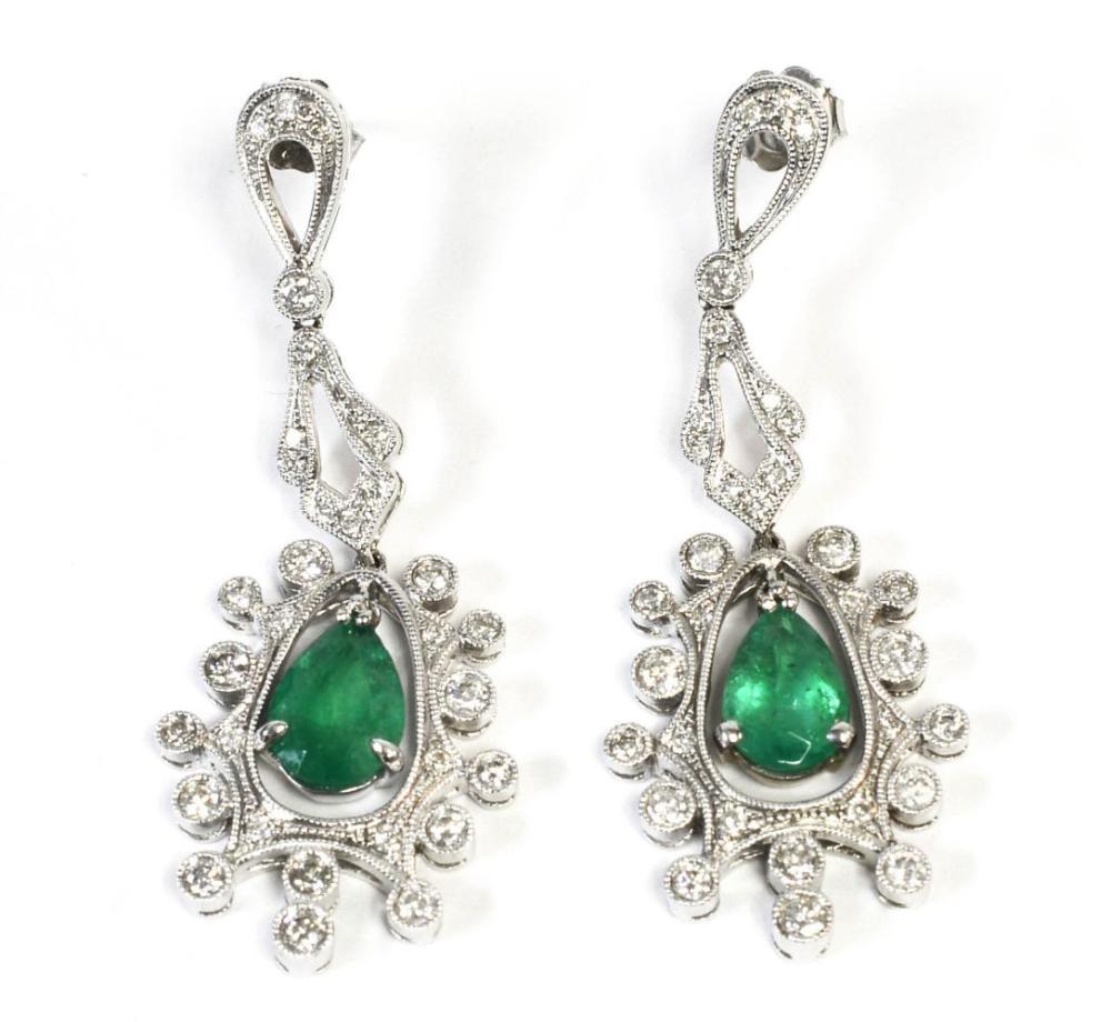 Emeralds 2.50 carats