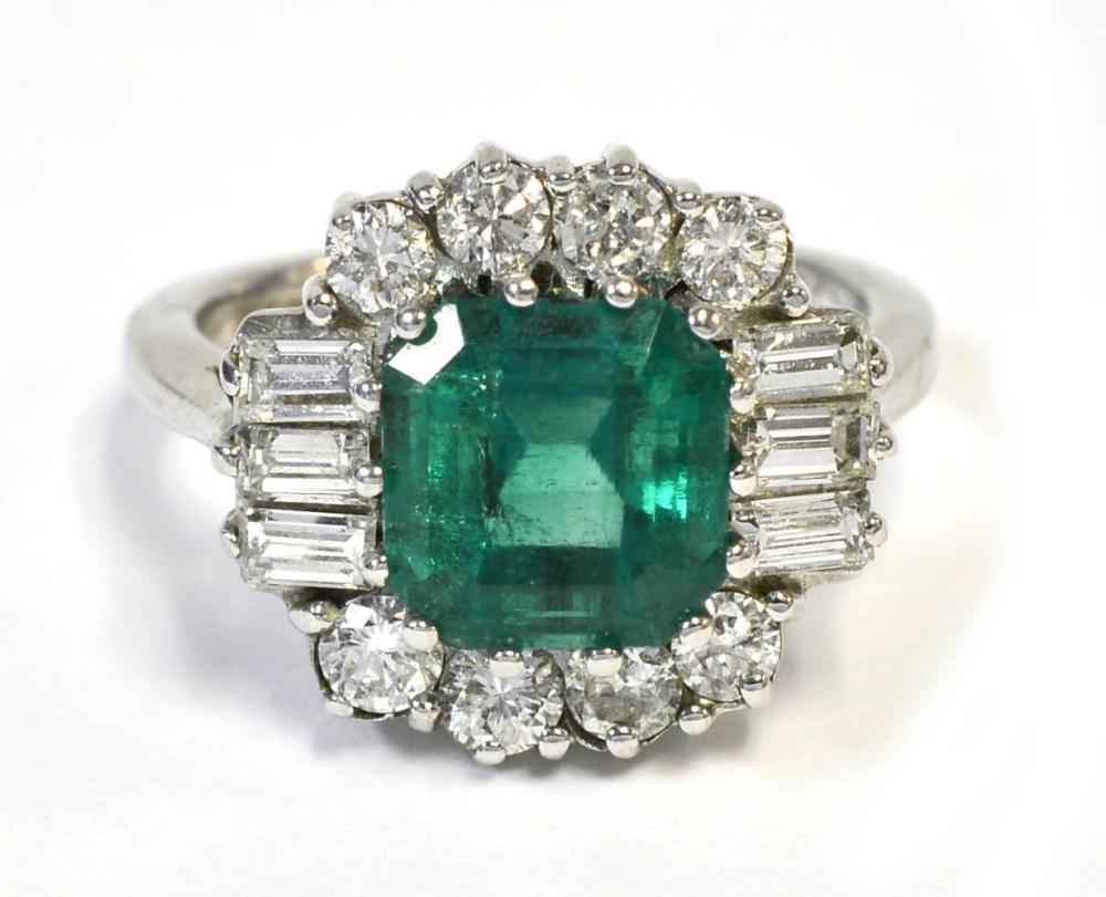 Emerald 2.80 carat