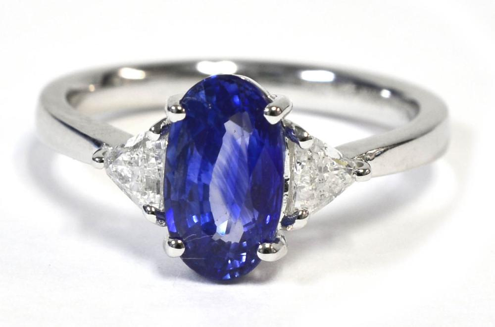 Sapphire 1.95 carat