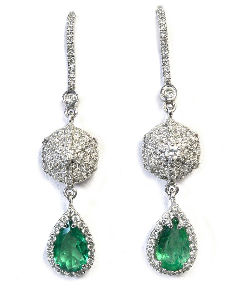 Emeralds 1.90 carats