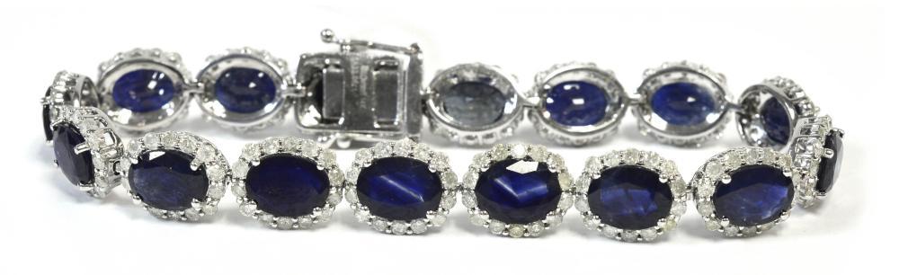 Sapphires 22.00 carats
