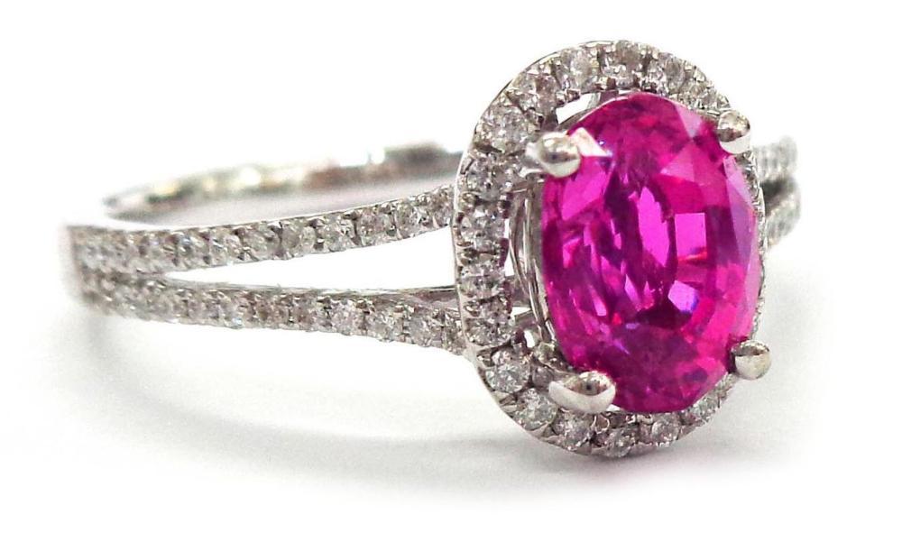 Sapphire 1.54 carat