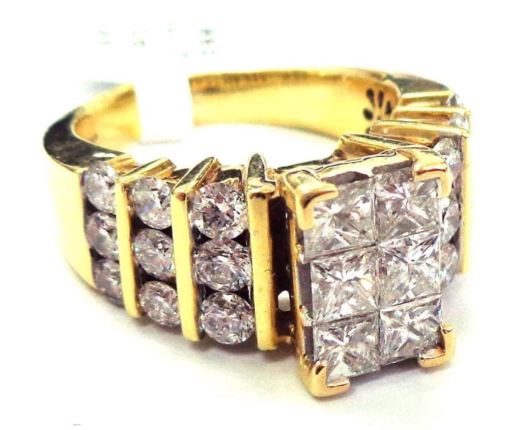 Diamonds 2.75 carats