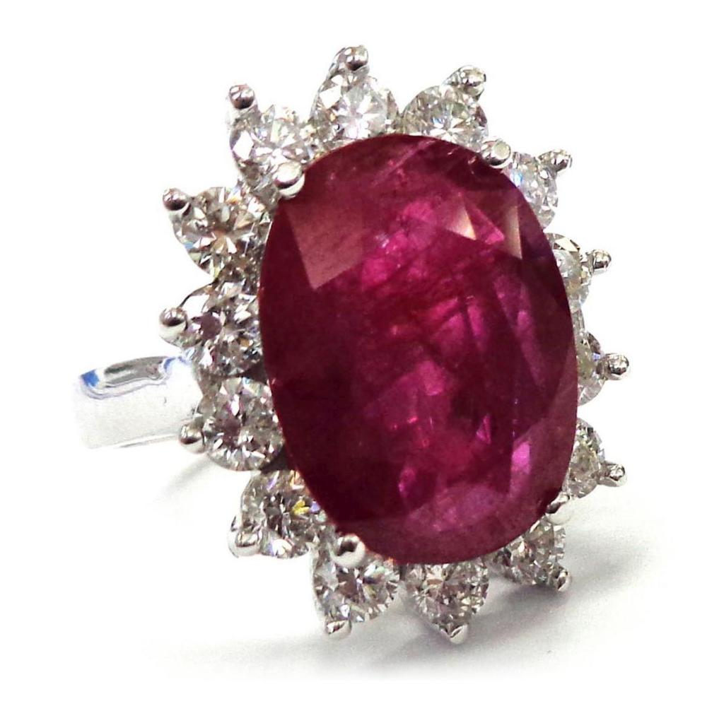 Ruby 8.10 carat