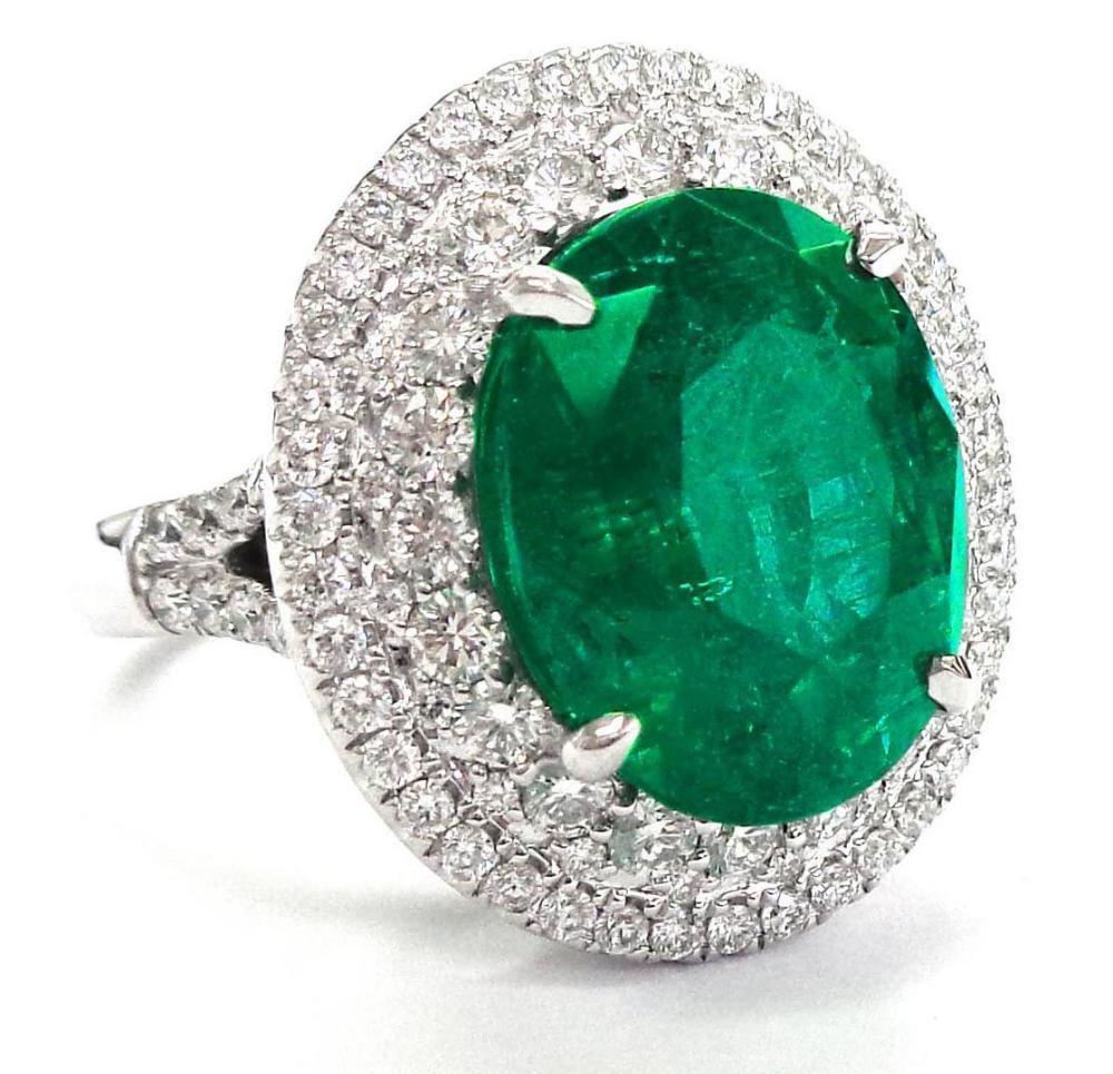 Emerald 7.29 carat
