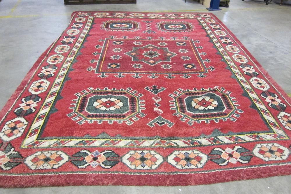 Persian Viss rug