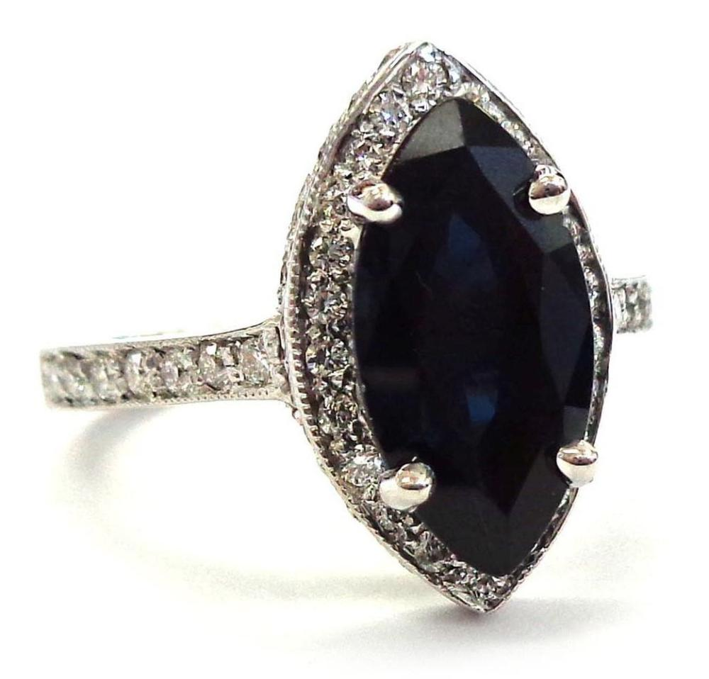 Sapphire 3.65 carat