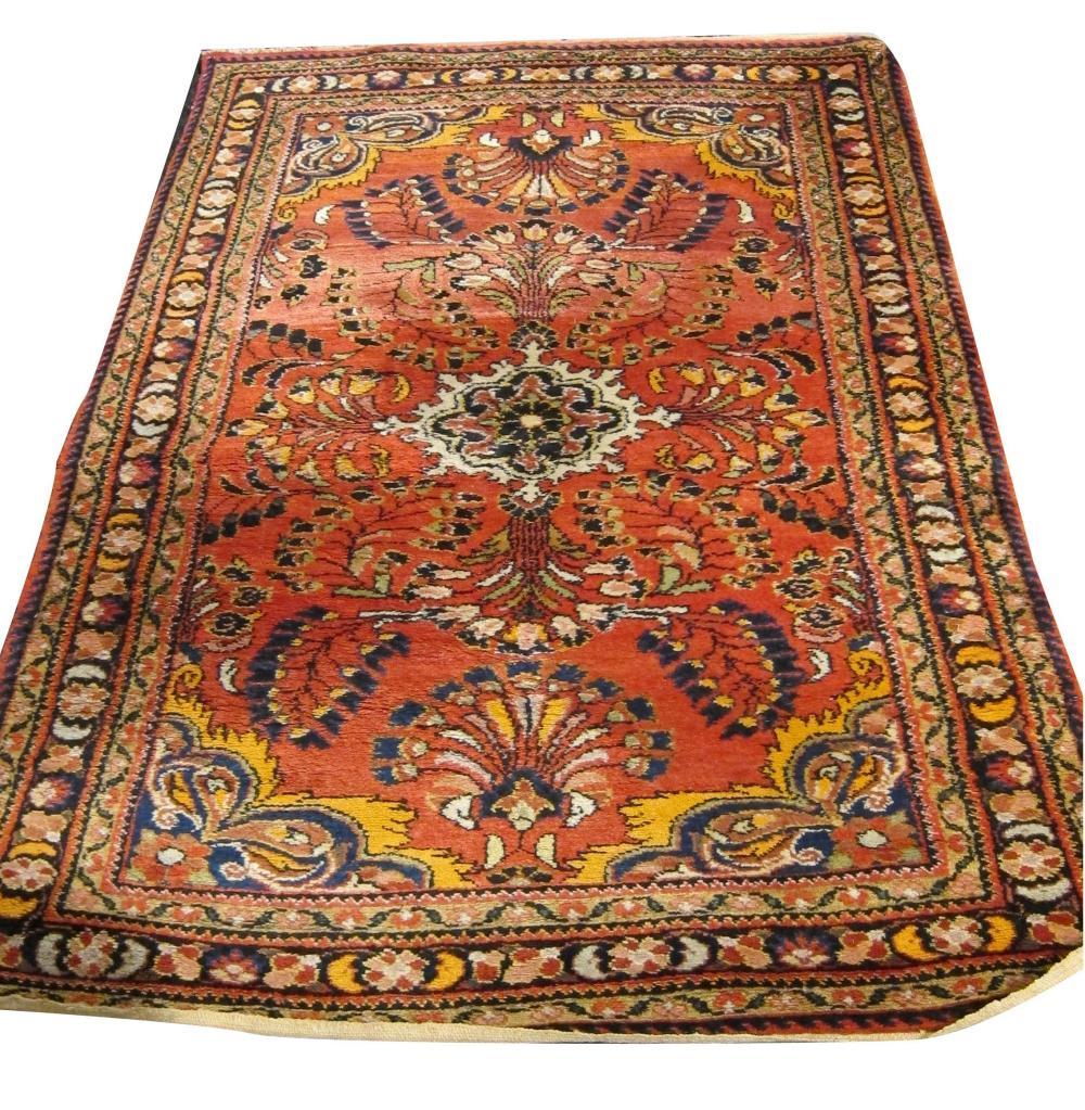 Persian Sirjan rug