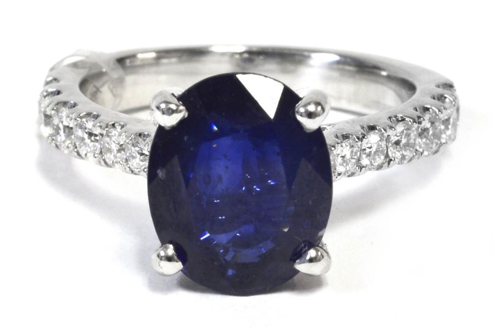 Sapphire 3.20 carat