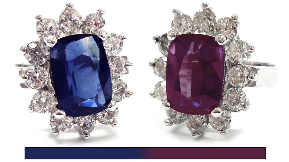 Sapphire 4.11 carat