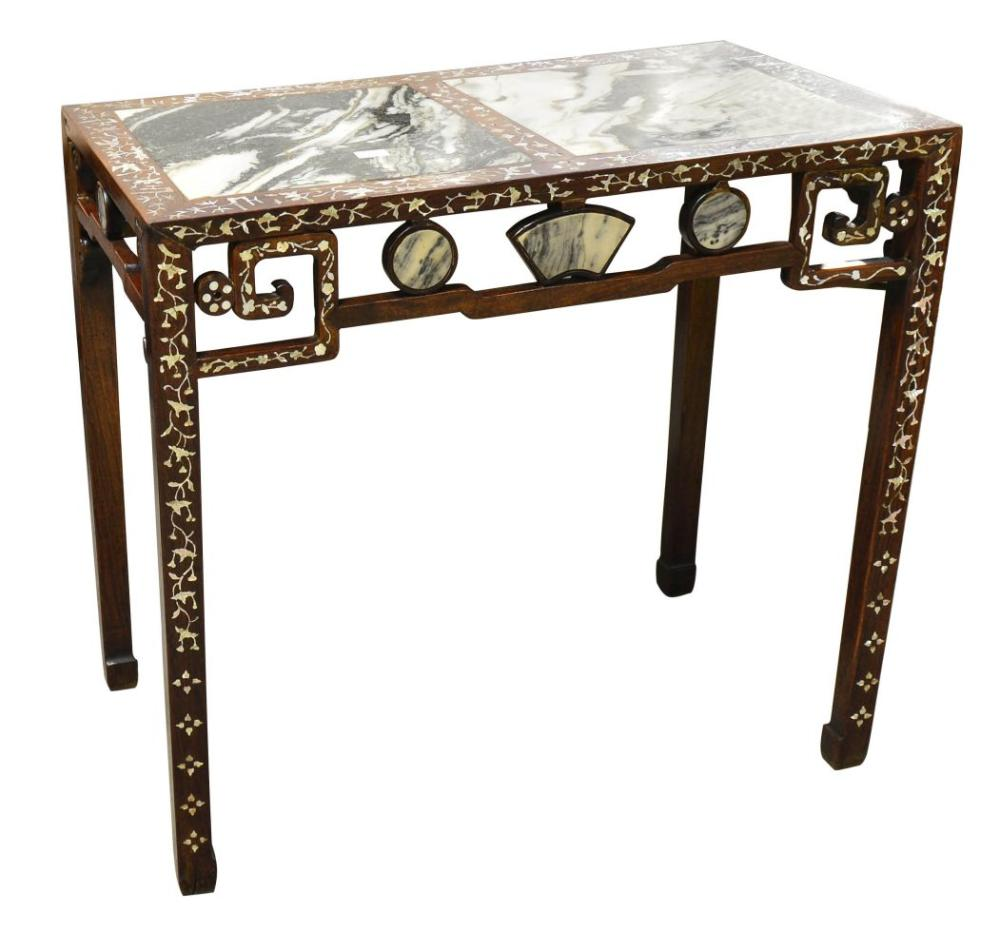 Vintage Chinese altar table