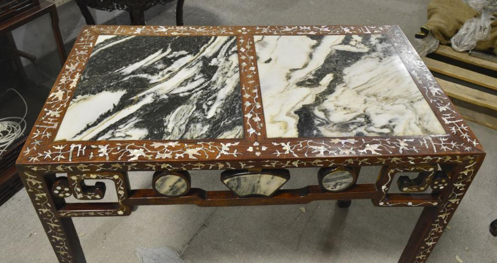 Lot 8: Vintage Chinese altar table