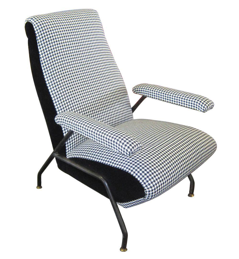 Mid-century design armchair