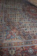 Lot 88: Persian Moud Mashad rug