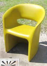"Lot 110: ""Kuark chair"" designed by Kastel"