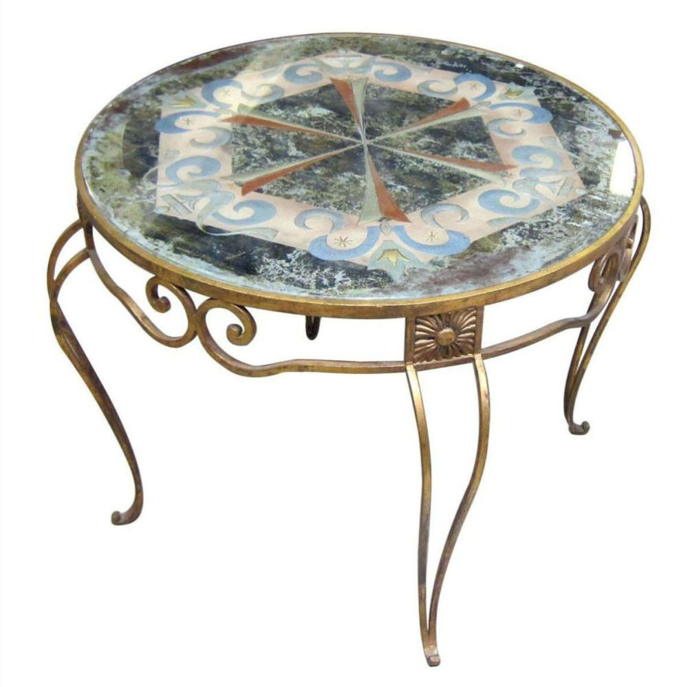Lot 139: Art Deco salon table