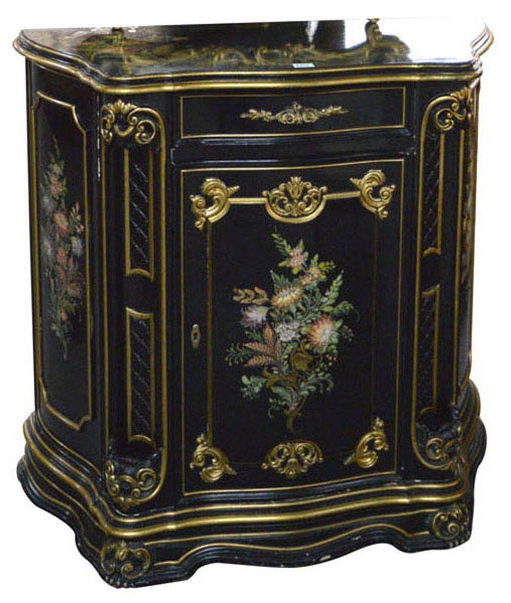 Lot 113: Louis XV-style console