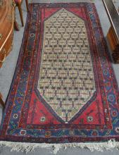 Lot 168: Persian Sirjan rug