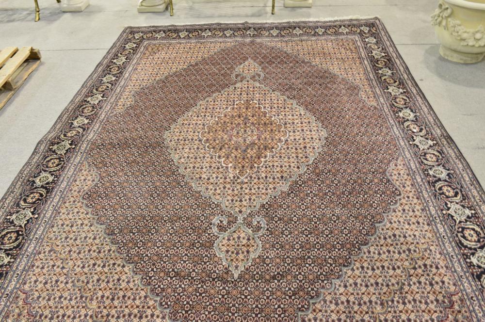 Mahi Tabriz Persian rug