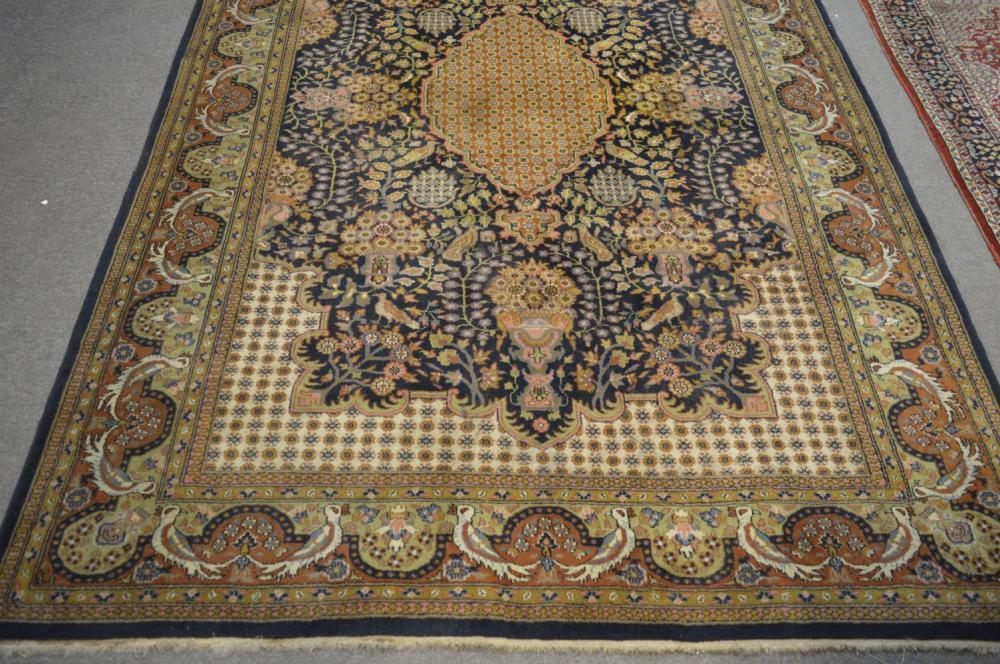 Persian Hussein-Abad rug