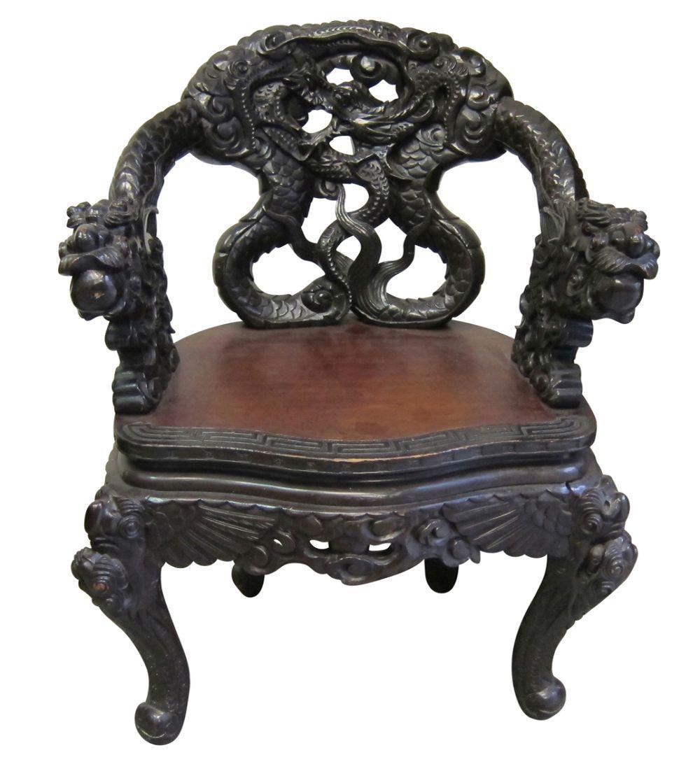 Japanese emperess chair