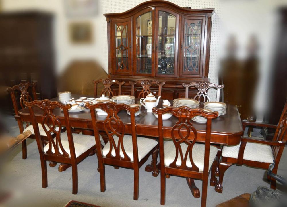 10-piece dining set