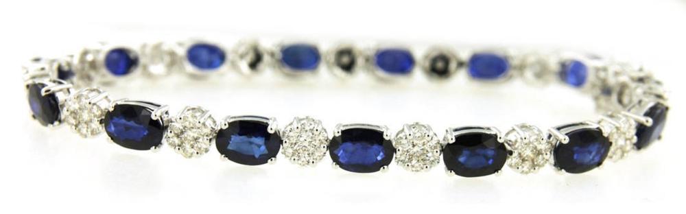 Sapphires 13.75 carats