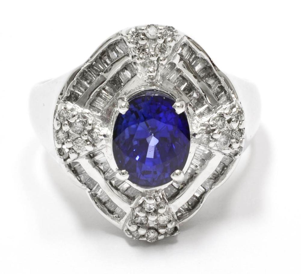 Sapphire 2.30 carats