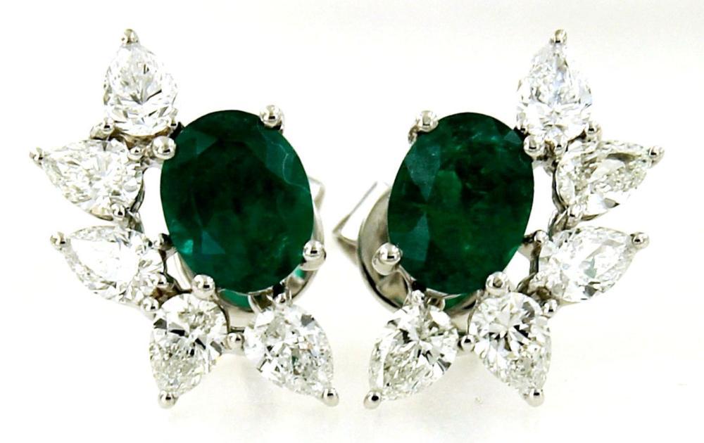 Emeralds 1.15 carats